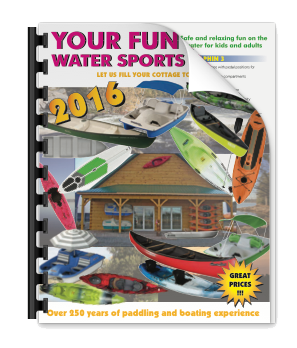 2016 Canoe and Kayak Catalogue at Docks by Trucks Plus